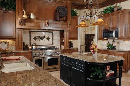 Custom Kitchen Pictures